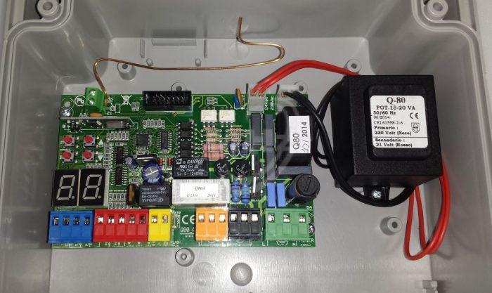 Q80A Transformador