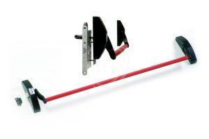 barra antipanico para porta corta-fogo