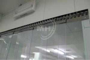 Cortina PVC em Tiras