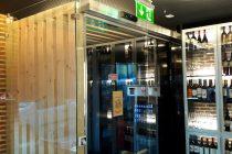 Porta Automática de Vidro Normal