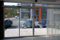 Porta Automática de Vidro Telescópica