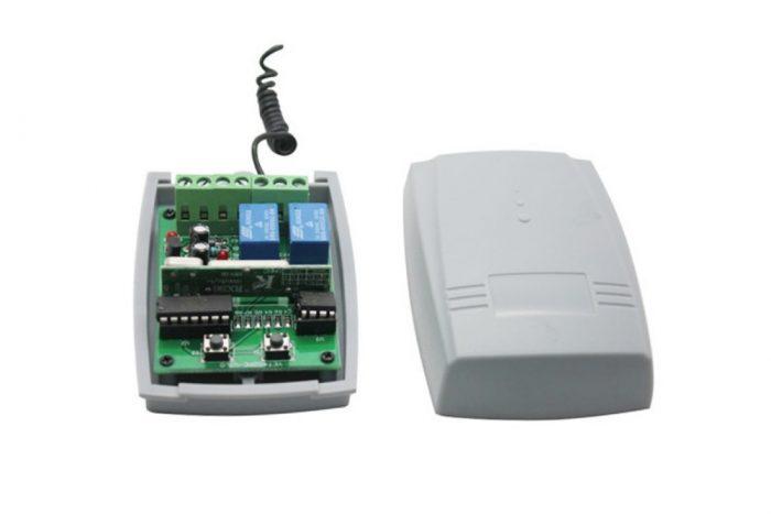 Receptor Universal 433 MHz
