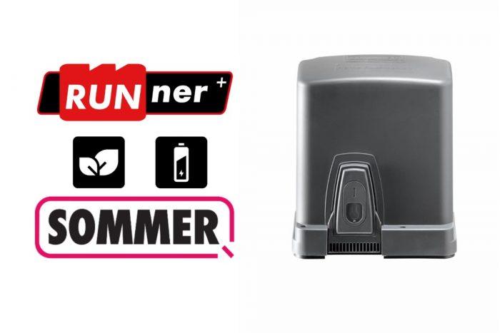 MOTOR DE CORRER SOMMER RUNner +
